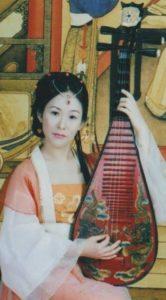 中国琵琶古代の写真