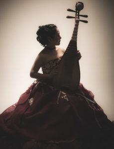 中国琵琶の写真