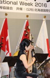 中国琵琶インターナショナルウィーク