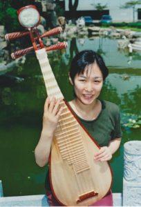 瀋陽音楽学院庭園