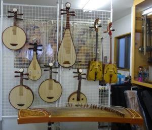 中国屋楽器店商品