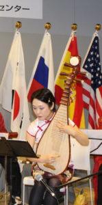 中国琵琶伴奏インターナショナルウィーク2019