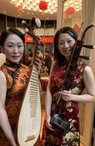2020年春節中国琵琶演奏