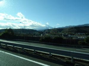 京浜急行バス富士山
